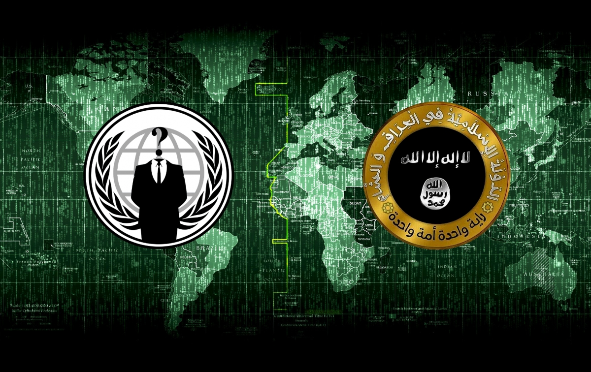 Anonymous Isis opparis paris attacks
