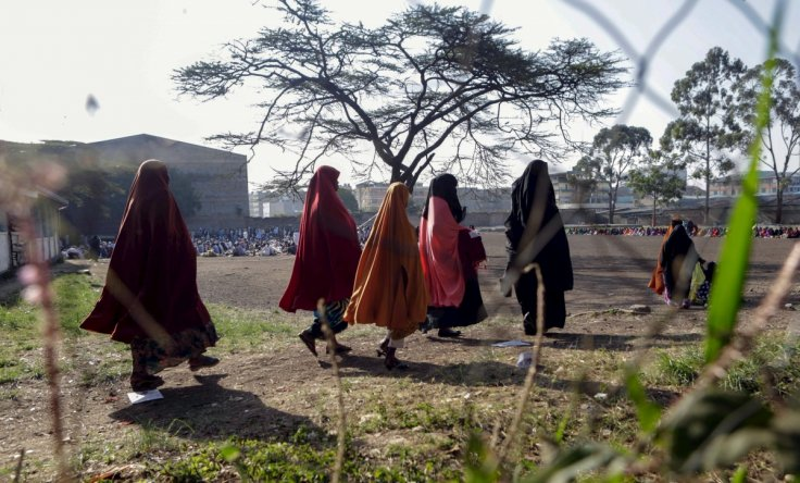 Somalis in Kenya