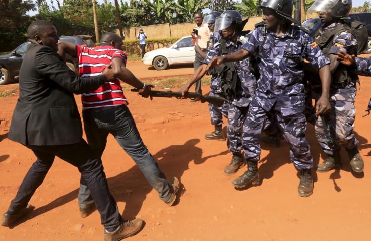 Political violence in Uganda