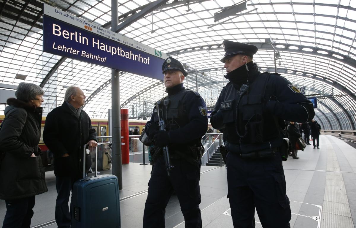 Germany Paris attacks