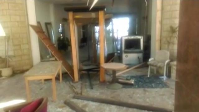 Sinai hotel bomb