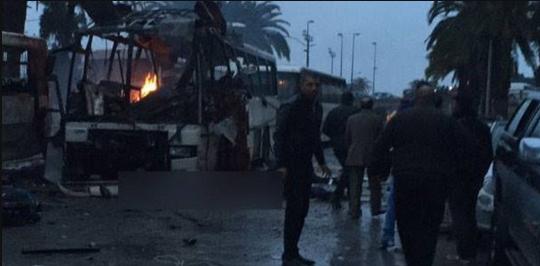 Tunis explosion