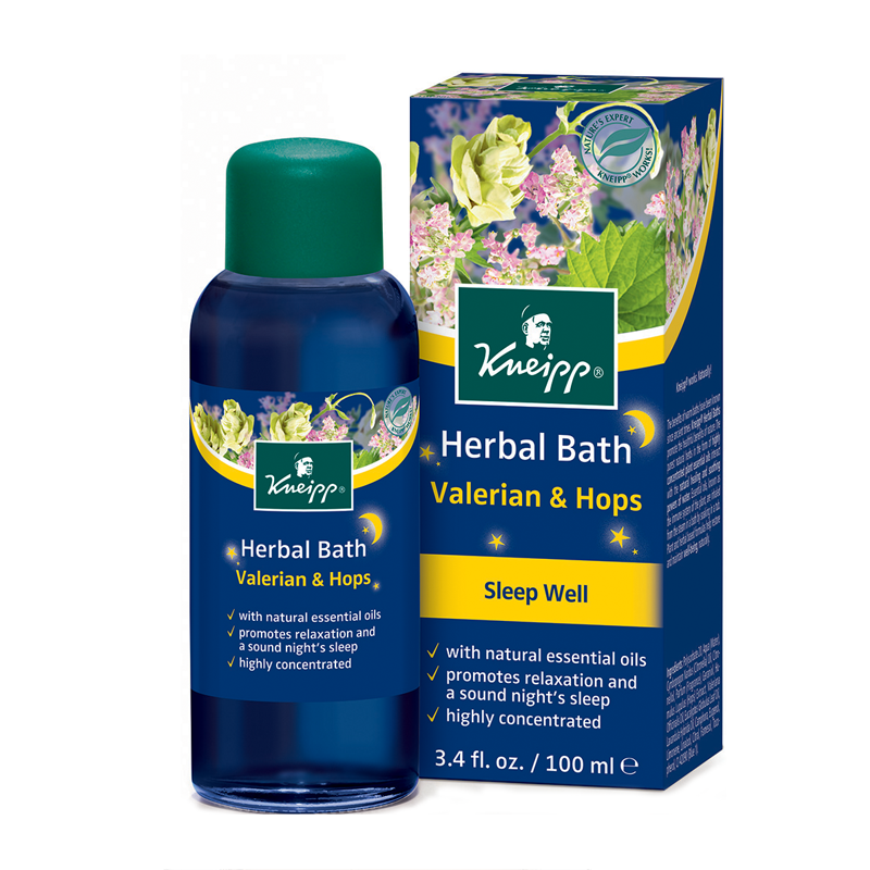 Bath oils with health benefits