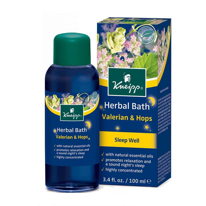 Bath oils with health benefits