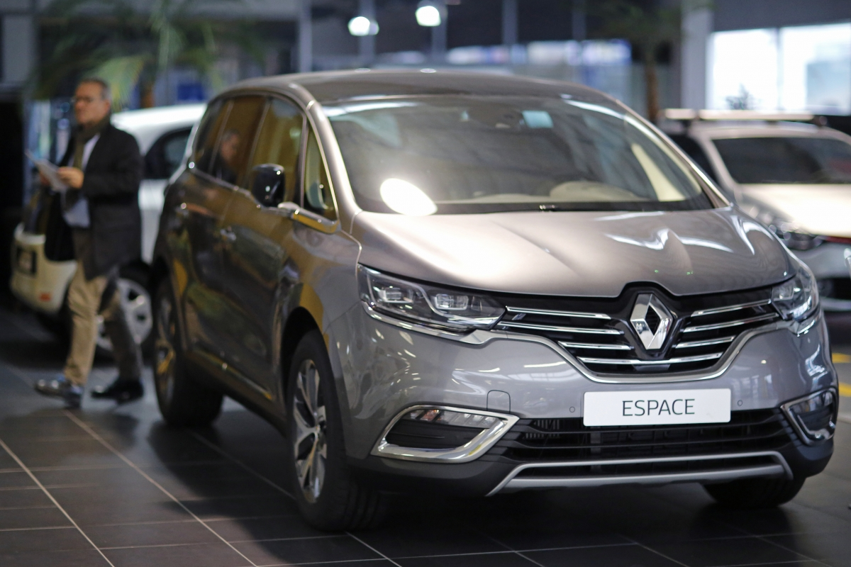 Renault's Espace emits nitrogen oxides 25 times more than the allowed EU limit – DUH Group