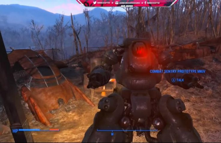 Fallout 4: How to unlock the most lethal and powerful sentry-bot
