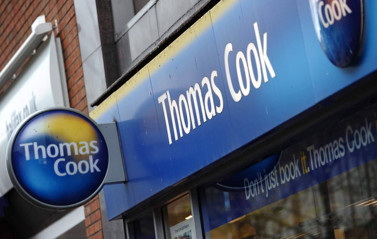 Thomas Cook cautious for 2017 despite 'solid' start to new year