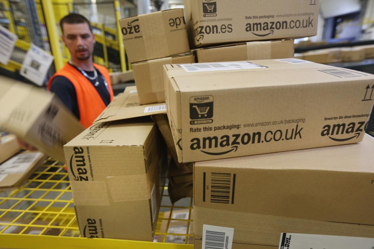 Amazon password leak