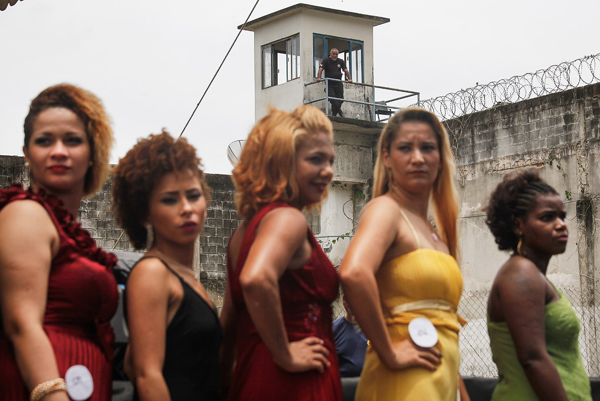 Rio prison beauty contest