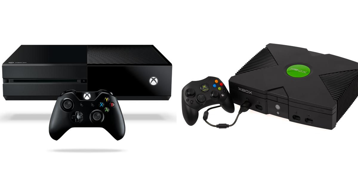 Xbox One Original Xbox