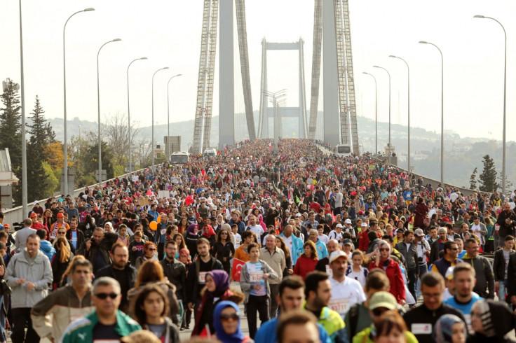 2015 International Istanbul Marathon