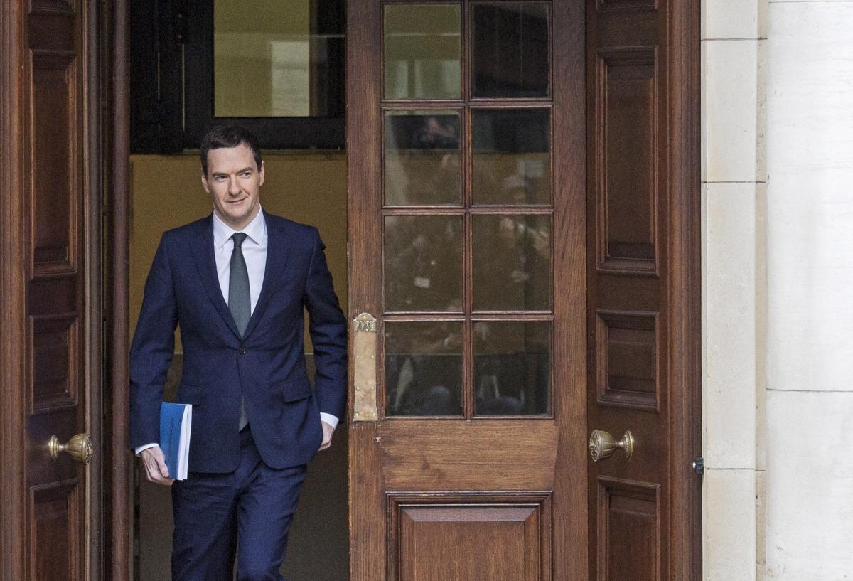 Osborne's Spending Review