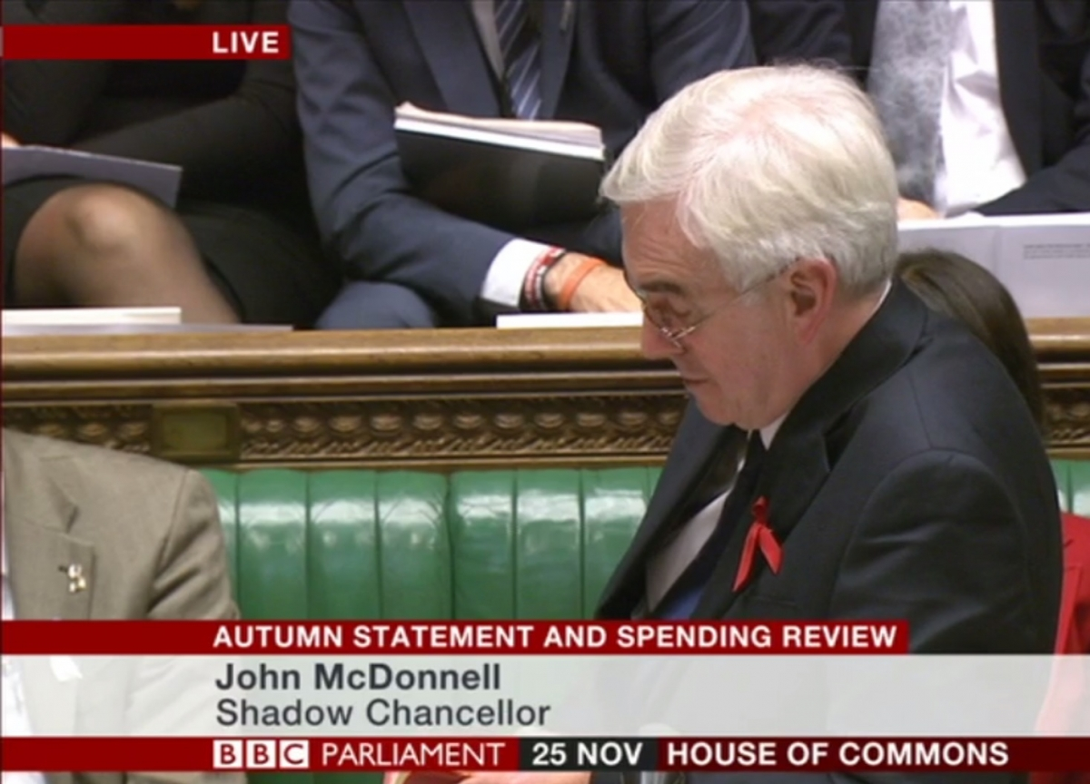 John McDonnell Labour Mao Little Red Book