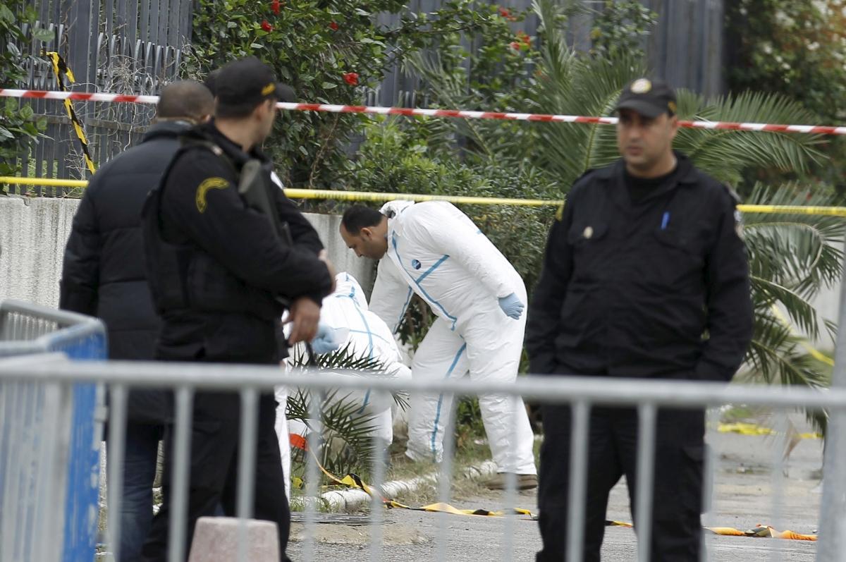 Tunis bombing isis