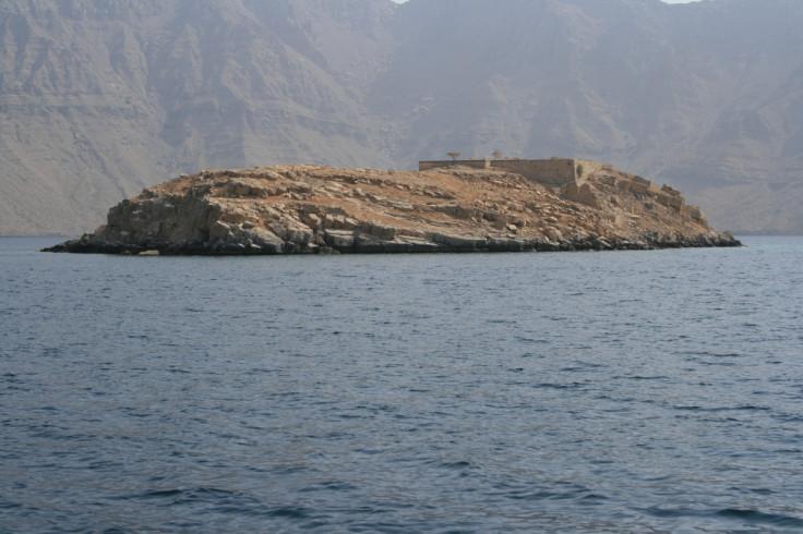 Telegraph Island, Oman