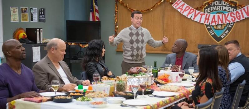 Brooklyn Nine-Nine Thanksgiving