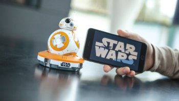 Star Wars BB8 robot