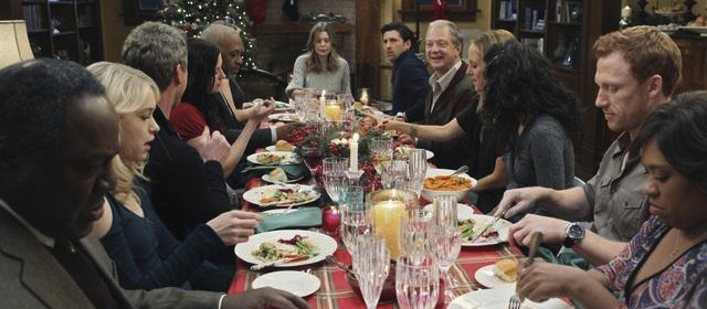 Grey's Anatomy Thanksgiving episode