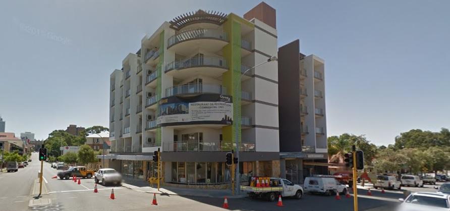 Perth Australia Irish builders killed
