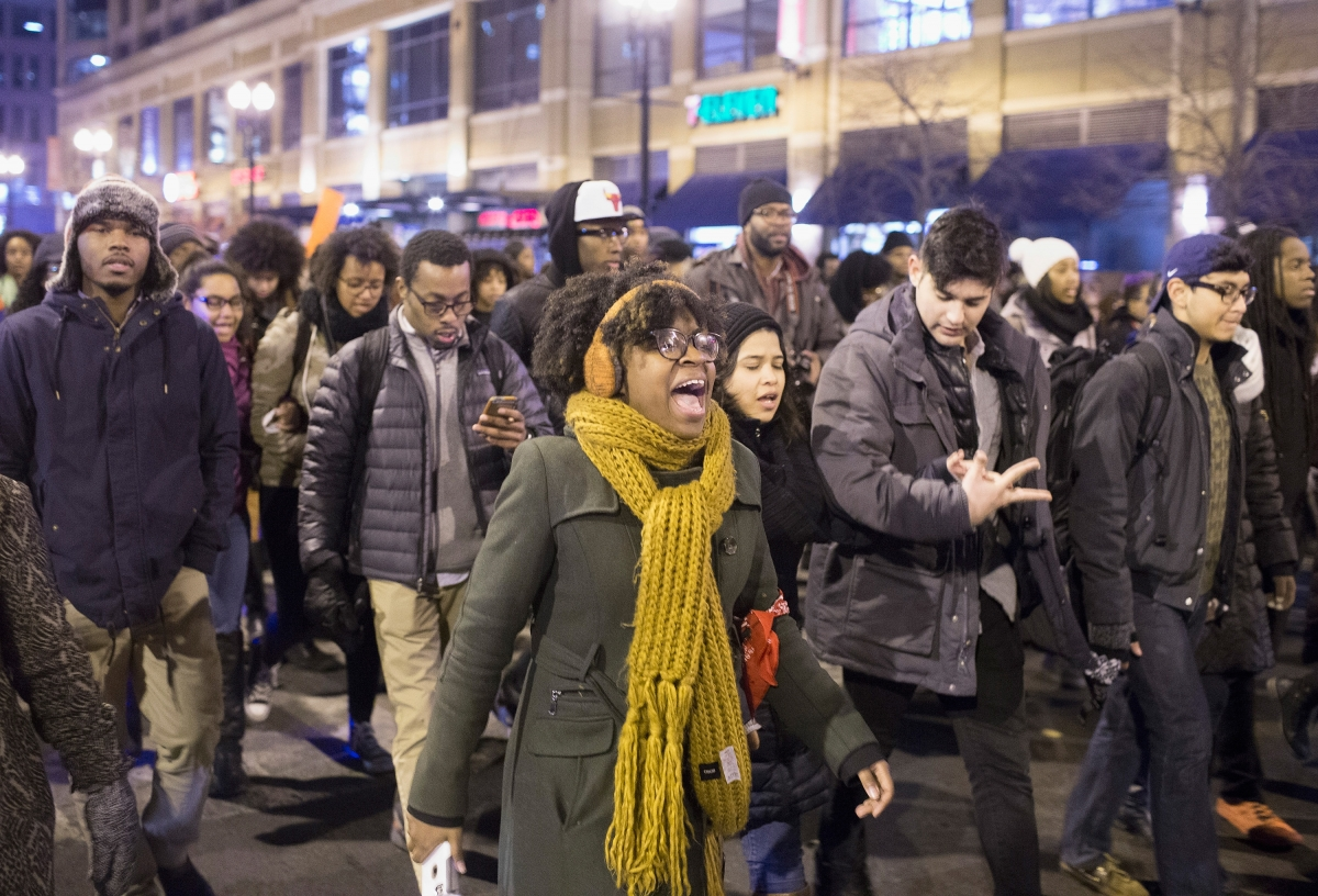 Chicago protests