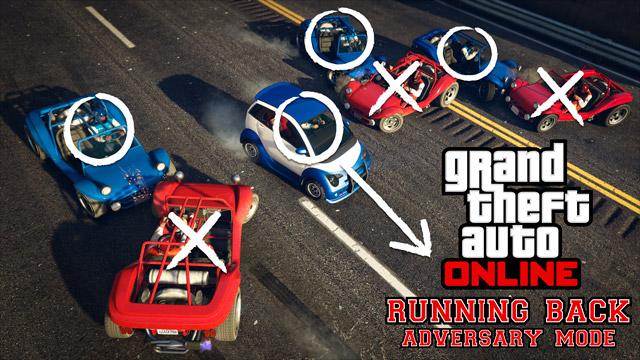 GTA Online: New Adversary mode