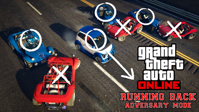 GTA Online: New Adversary mode
