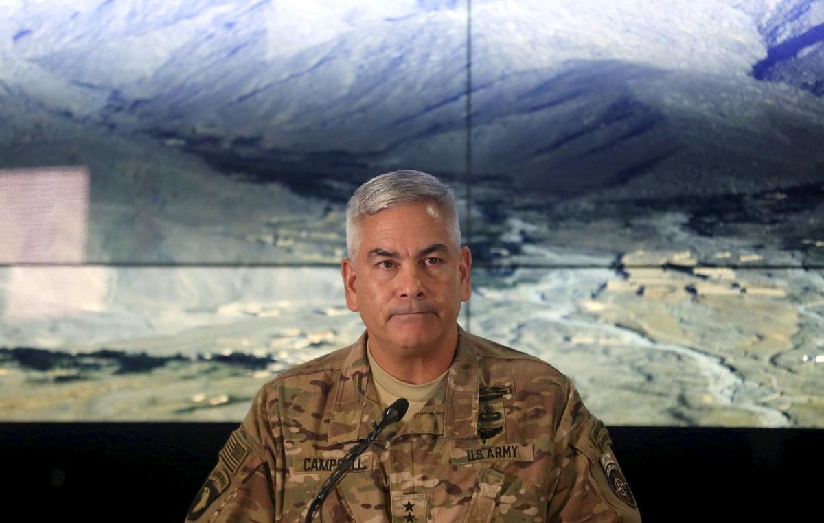 US Kunduz hospital airstrike