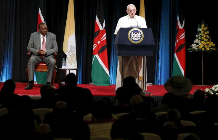 Pope Francis in Africa - Kenya