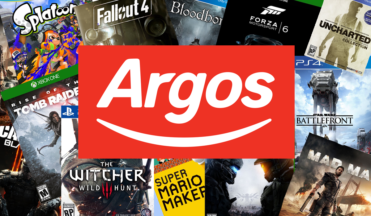 Black Friday 2015 Argos