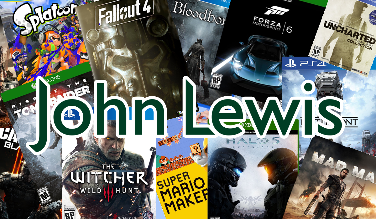 Black Friday 2015 John Lewis