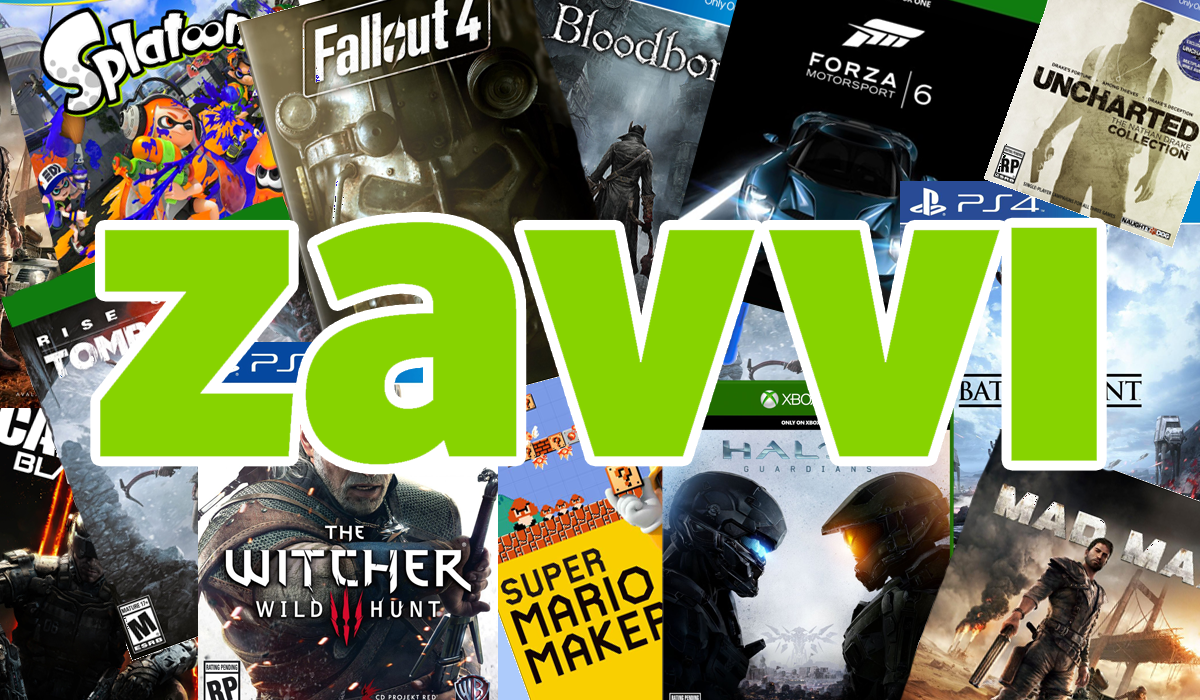 Black Friday 2015 Zavvi