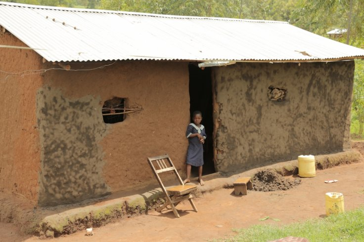 Kenya girls suffer from access to water