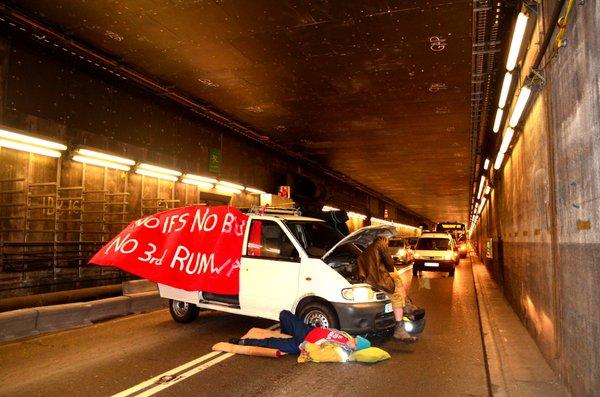 Heathrow Protests