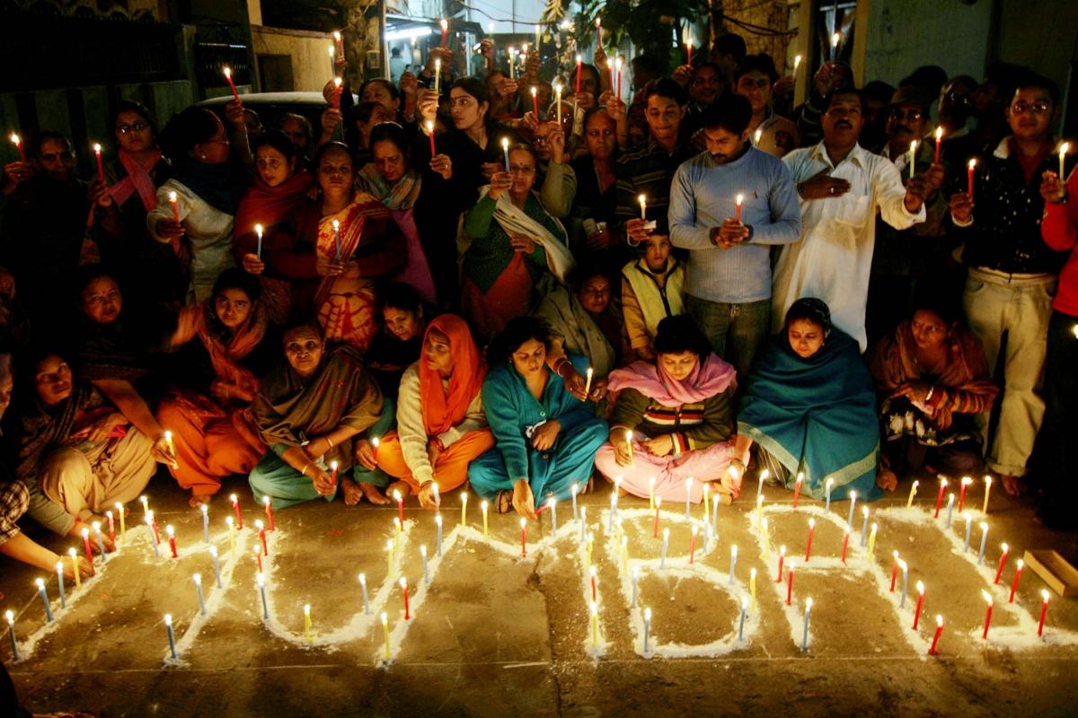 Mumbai attacks tribute