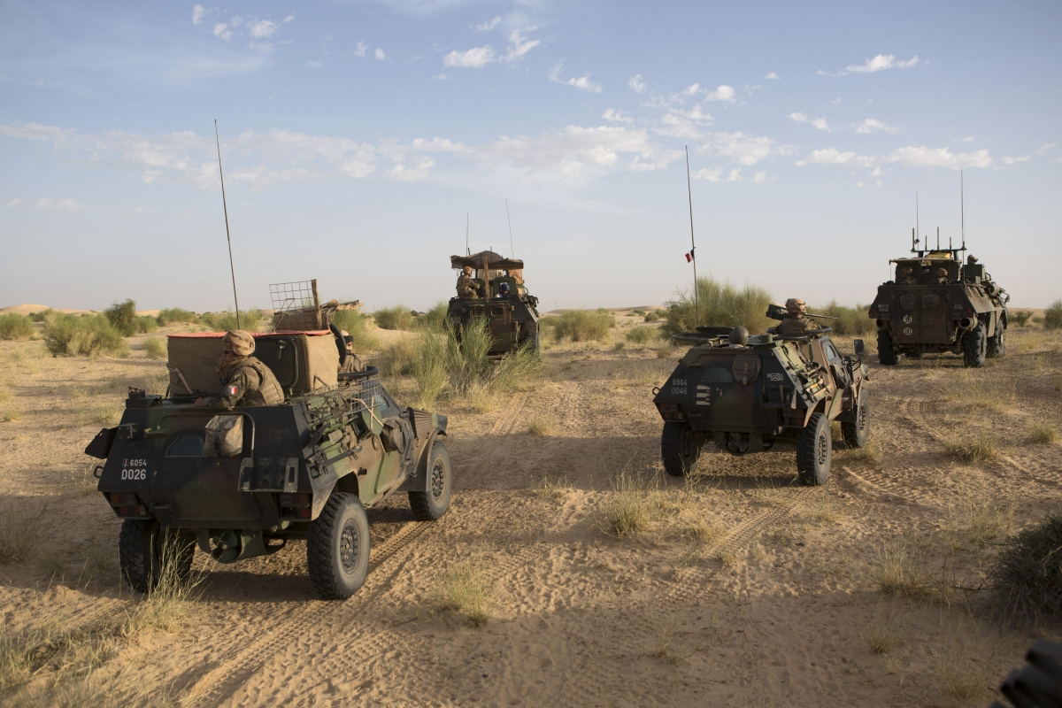 French paratrooper killed in Mali