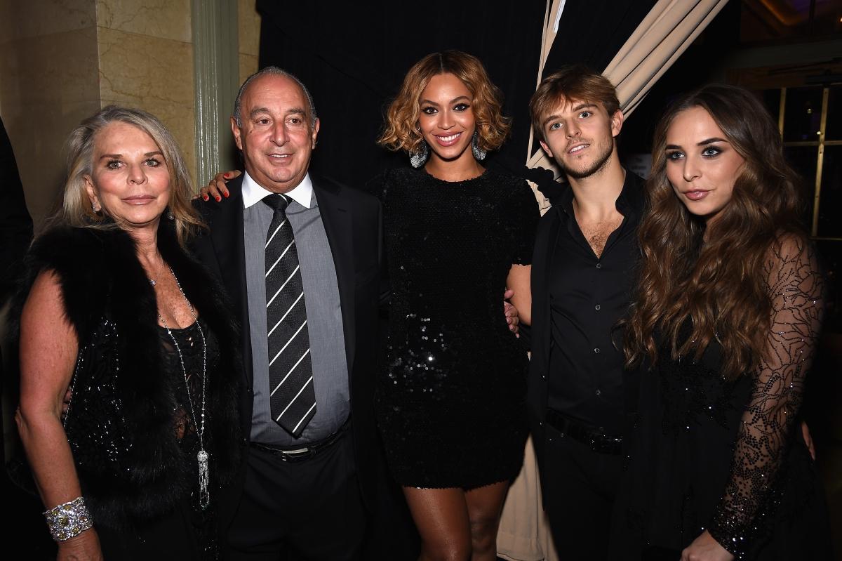Beyonce Topshop
