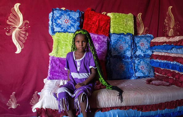 Child marriage Africa