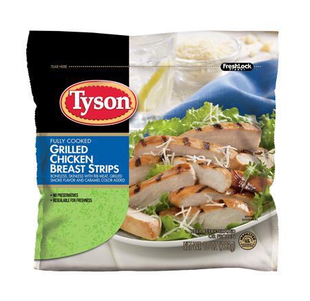 TYSON FOODS, INC. ROBIN MILLER