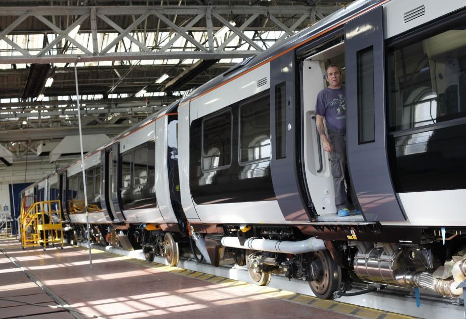 8 per cent train fare increases