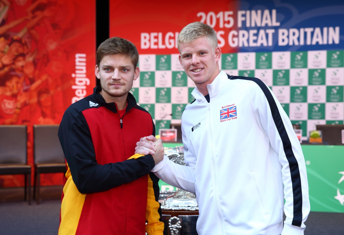 Kyle Edmund vs David Goffin