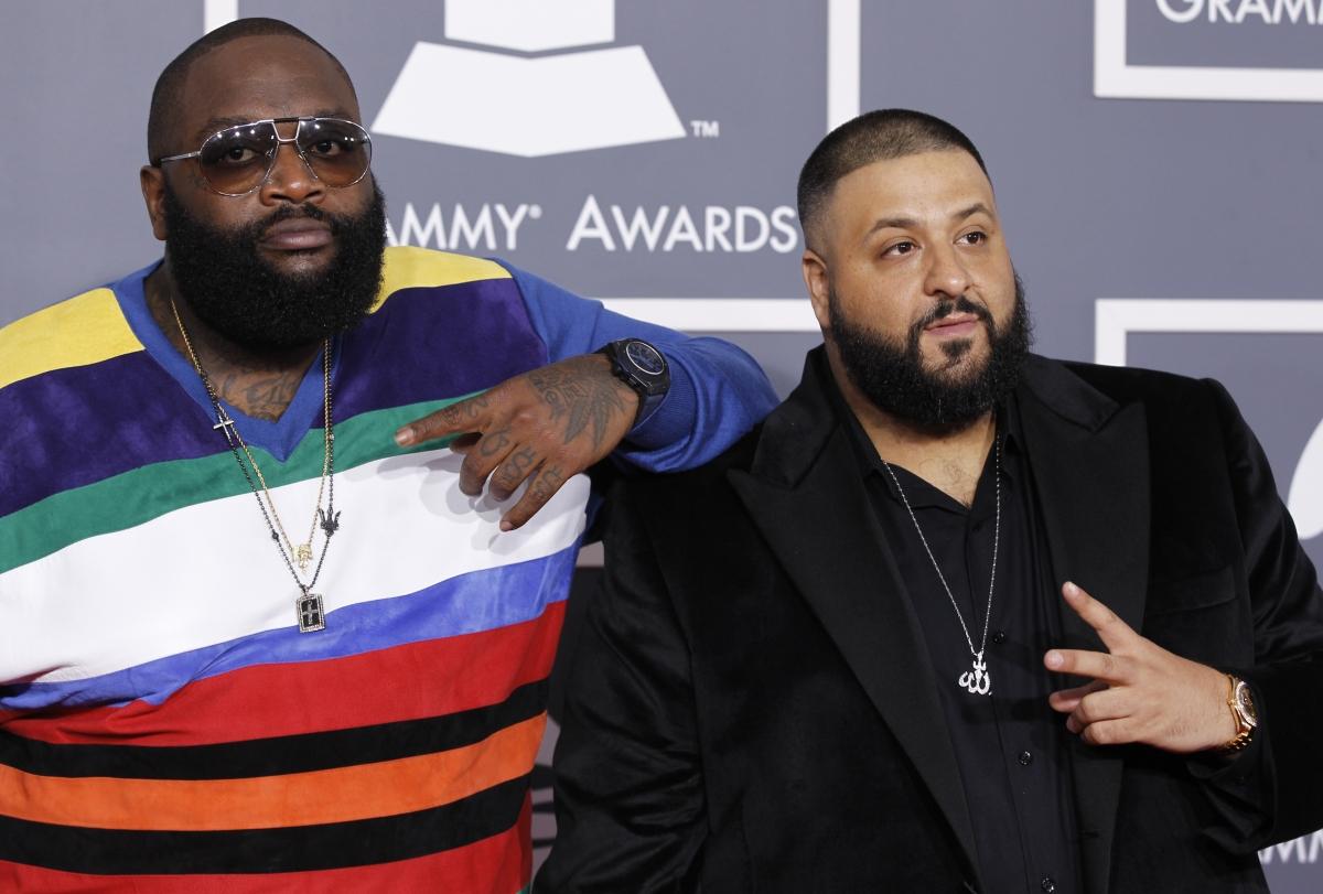 DJ Khaled and Rick Ross