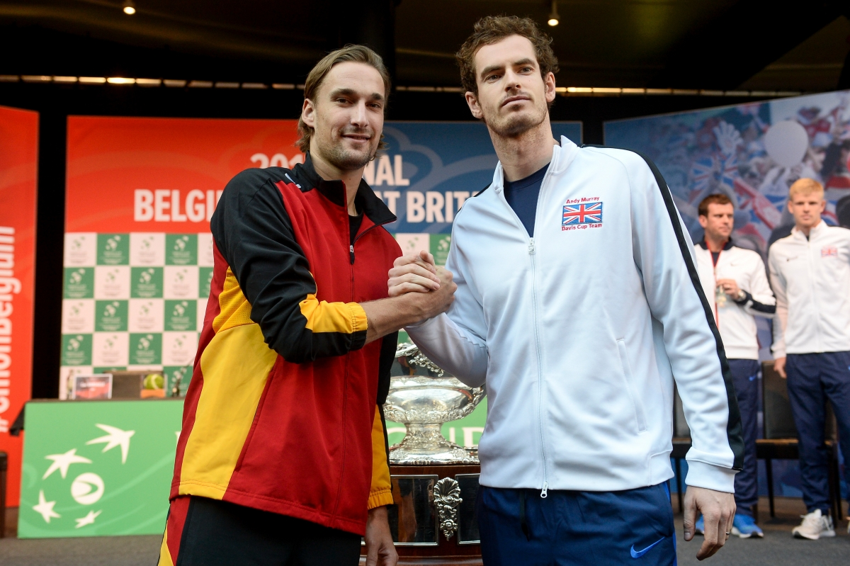 Andy Murray vs Ruben Bemelmans