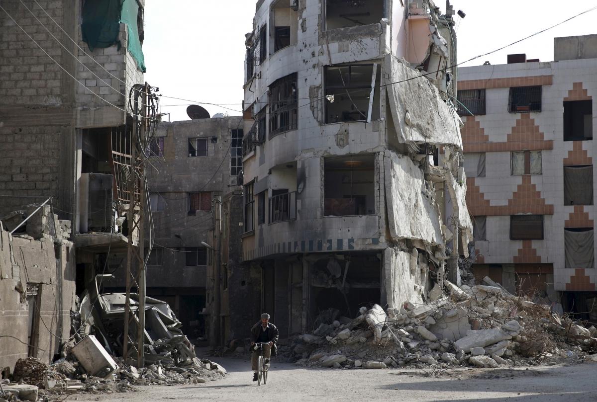Syria Assad Isis Russia