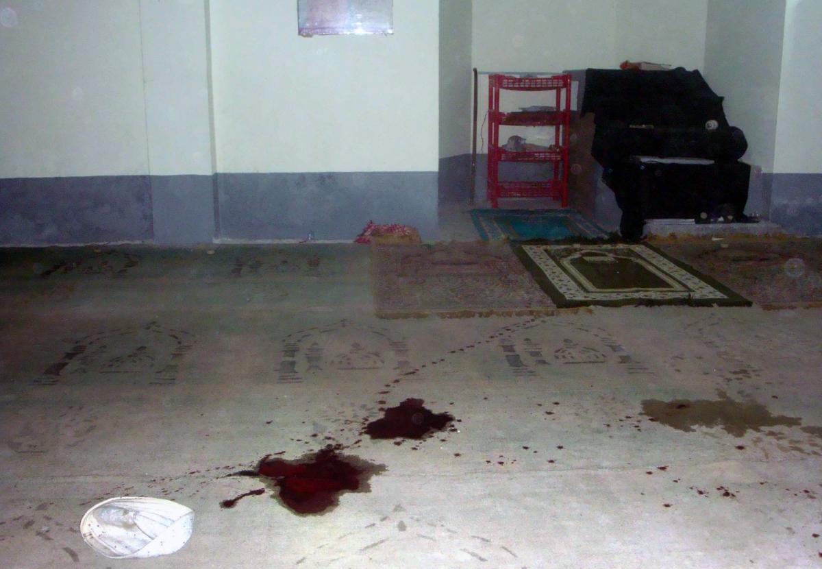 Bangladesh Shia mosque attack