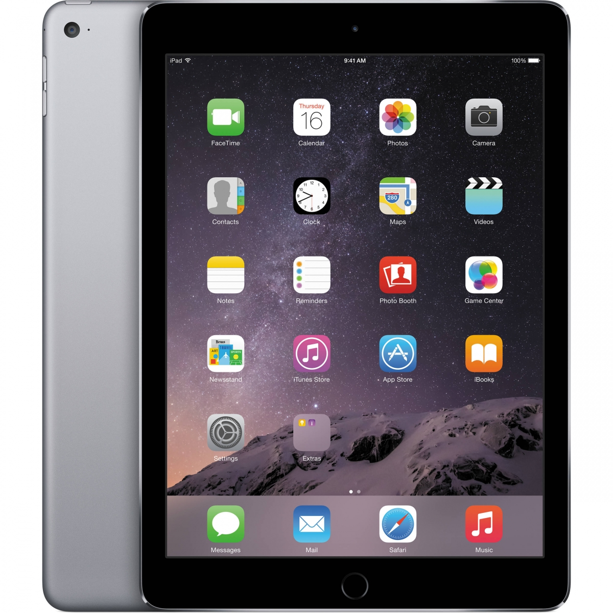 iPad Air Wi-Fi in Space Grey