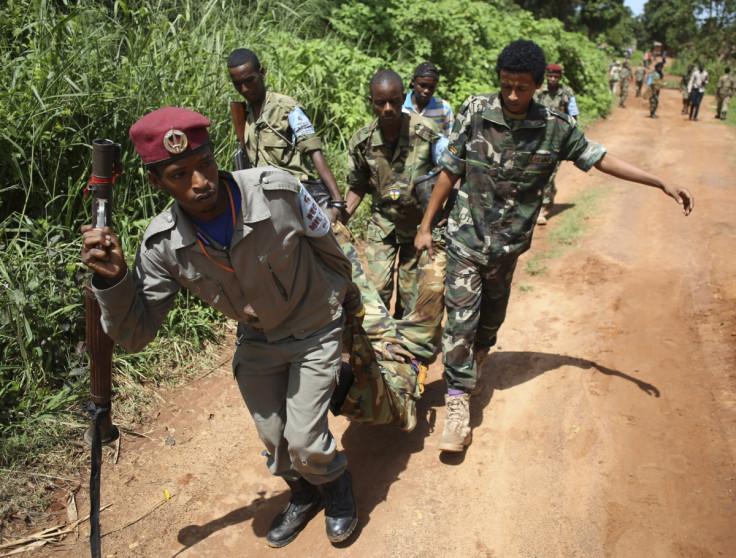 Central African Republic Seleka