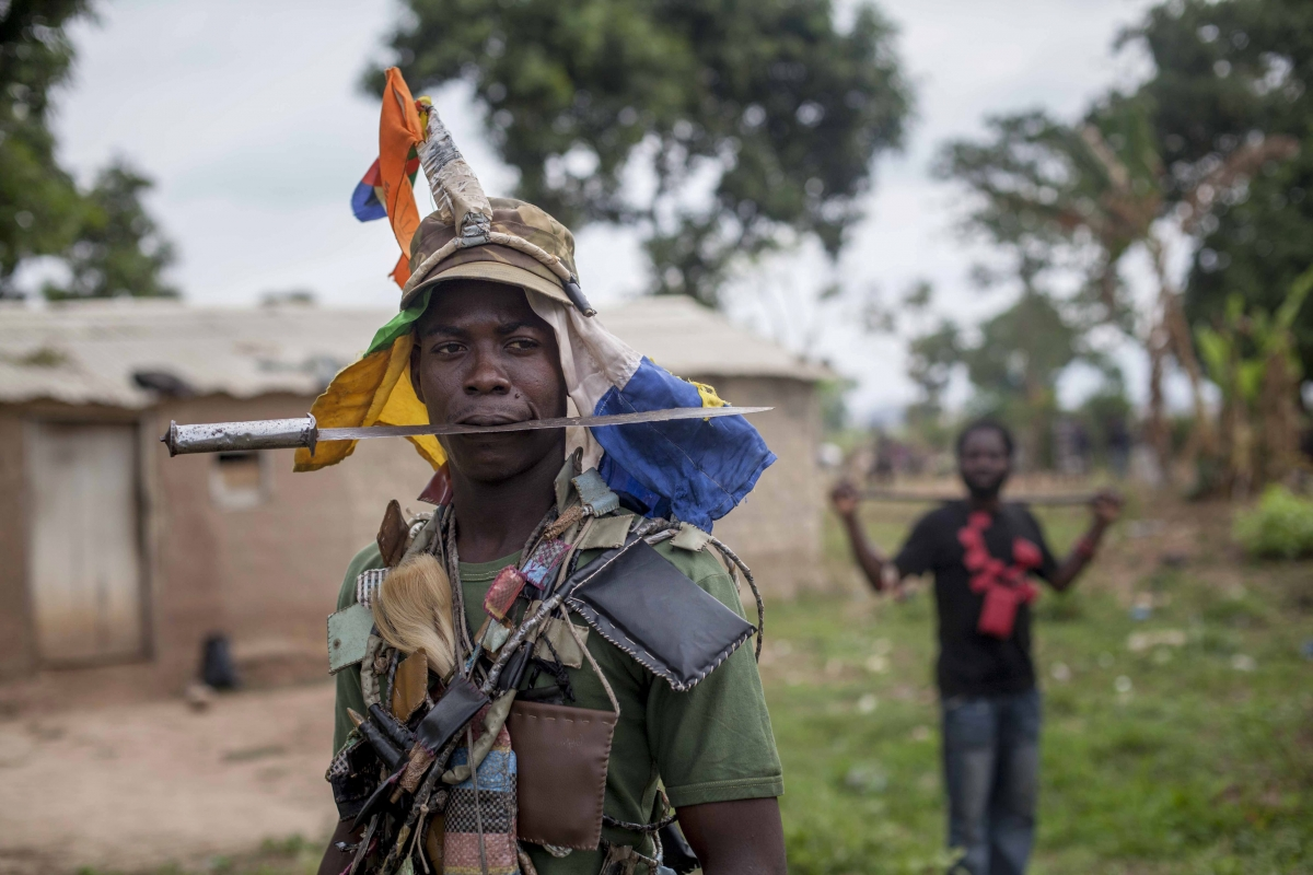 Central African Republic anti-balaka