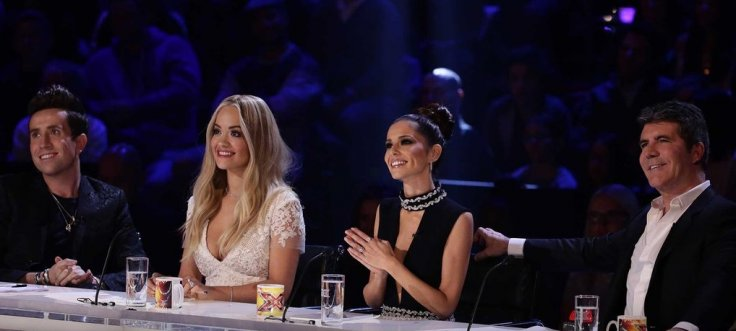 The X Factor 2015: Jukebox & Judges\' Choice theme, Rita Ora to