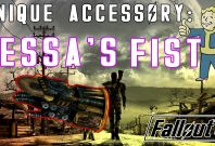 Fallout 4: Tessa\'s Fist