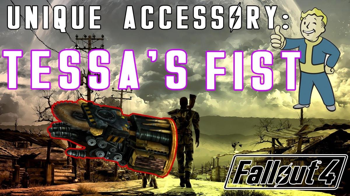 Fallout 4: Tessa's Fist